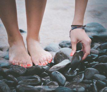 zadbane stopy po callus peel